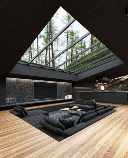 Casa total black