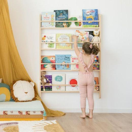 WOODENLAND – Muebles de madera para niños
