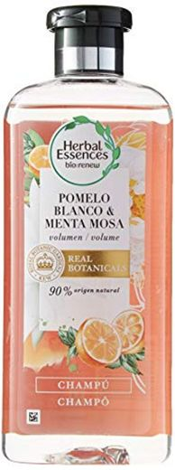 Herbal Essences Bío Renew Volumen Champú- 400 ml