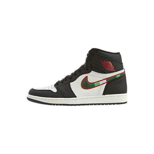 Jordan Air 1 Retro High OG, Zapatillas de Deporte para Hombre, Multicolor