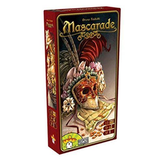 Asmodee - Mascarade, juego de mesa