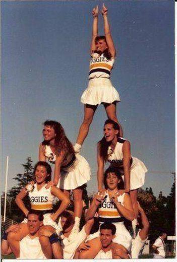 chelearders 80s