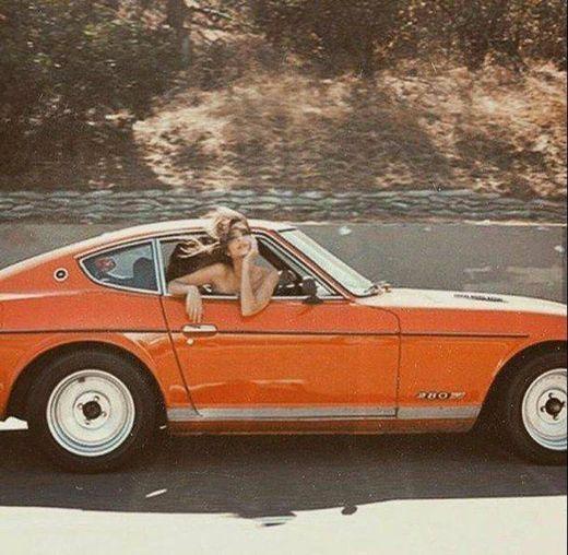 Carro anos 80