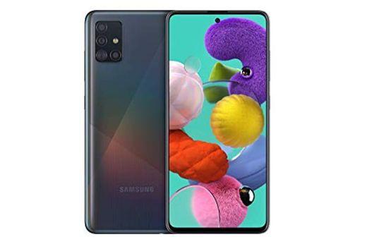 "Samsung Galaxy A51 - Dual SIM, Smartphone de 6.5"" Super AMOLED (4"