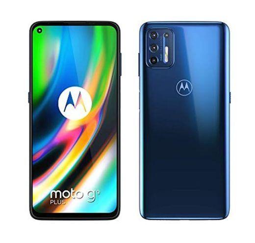 "Motorola Moto G9 Plus - 6.81"" Max Vision FHD"