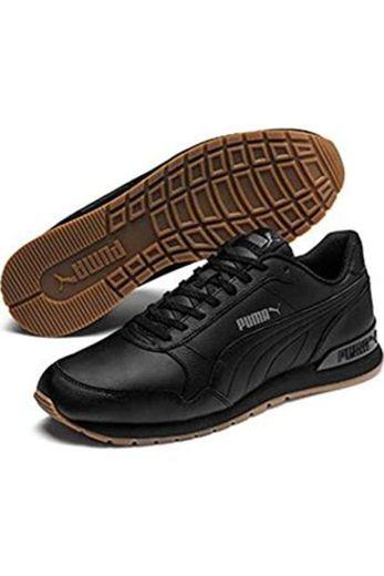 Puma St Runner V2 Nl, Zapatillas de Cross Unisex adulto, Negro