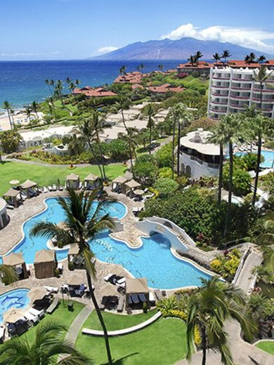 Hotel Fairmont Kea Lani - Maui Golf Course