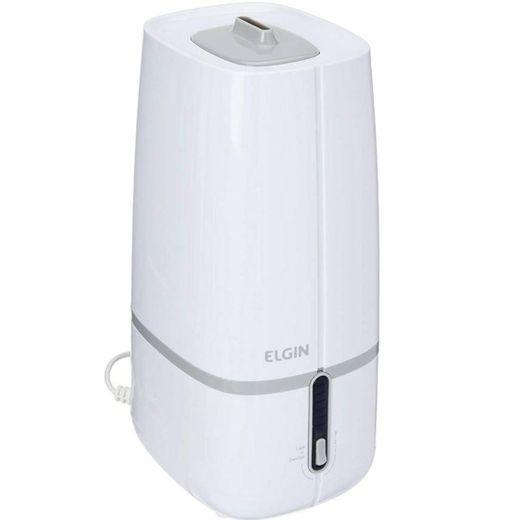 Umidificador de Ar Digital, Branco, 2L