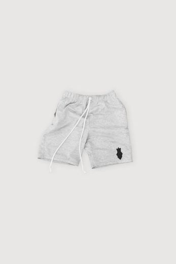 deezus gray medal shorts