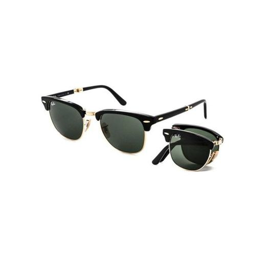 Ray ban clubmaster foldable