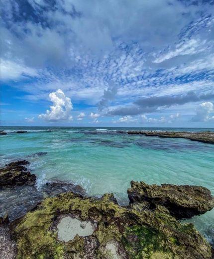Caleta Tankah Playa