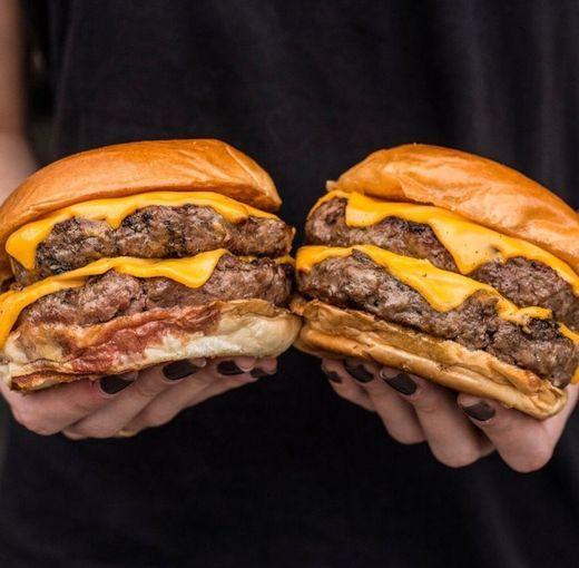 Break Lab Burger