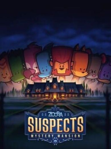 Suspects: Mystery Mansion