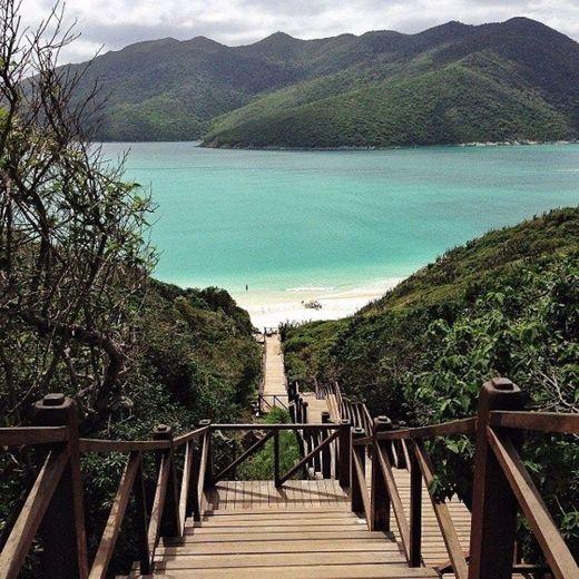 Pontal do Atalaia Arraial do Cabo - RJ