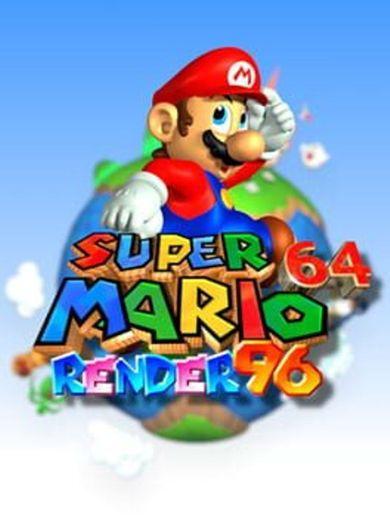 Super Mario 64 Render96
