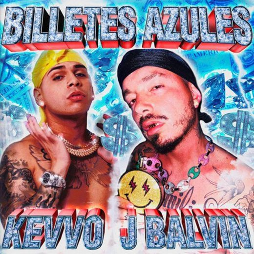 Billetes Azules (with J Balvin)
