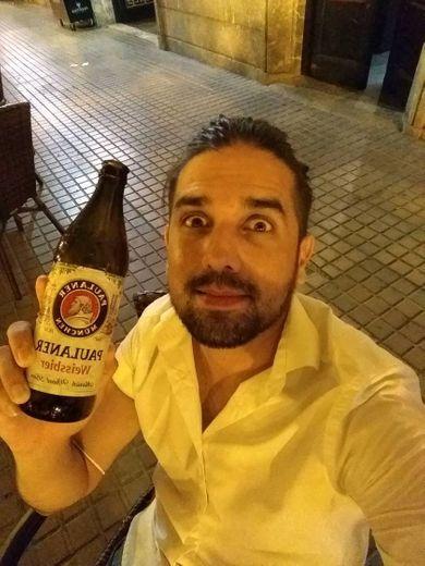 Cerveza Paulaner Hefe weissbier CL.50