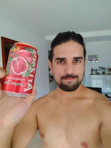 AriZona - Pomegranate Green Tea - 500ml