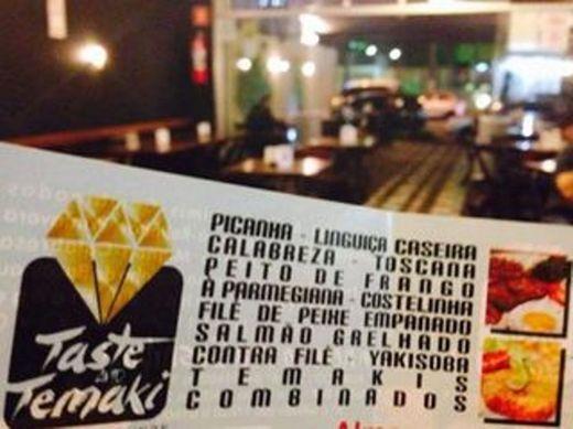 Temaki Lounge - Sushi Bar