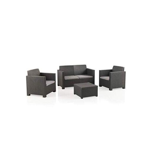 Shaf EVO Conjunto Muebles Sofá 2 Plazas
