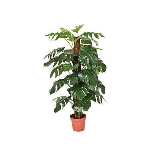 Catral 74010020 Planta artificial Monstera