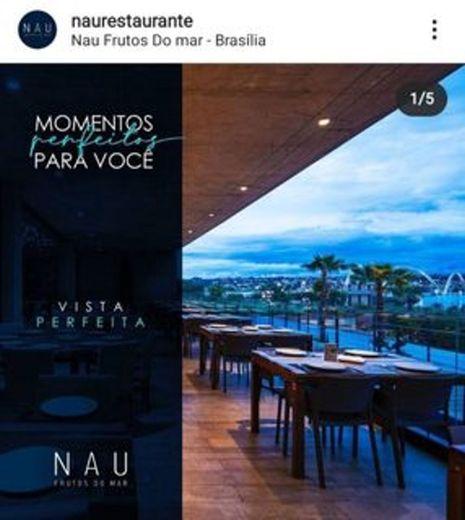 NAU Frutos do Mar Brasília