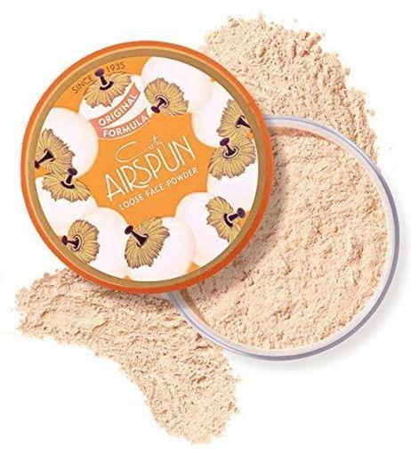 Coty Airspun Translucent Extra Coverage Loose Face Powder -translúcido cobertura adicional Polvos