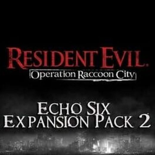 Resident Evil: Operation Raccoon City - Echo Six Expansion Pack 2