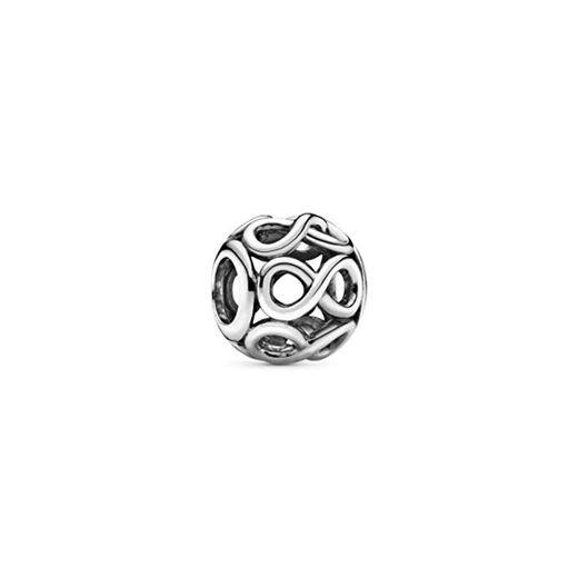 Pandora Abalorios Mujer plata
