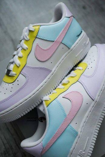 Nike Air force 1 customizado